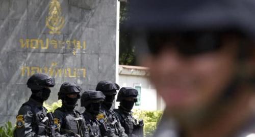 Thailandia, approvato il colpo di Stato dell'esercito